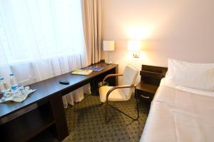 Гостиная зона в Отель City Star
