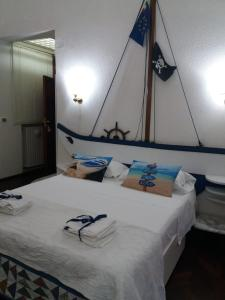 A bed or beds in a room at B&B Arechi