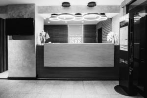Лобби или стойка регистрации в Renion Park Hotel