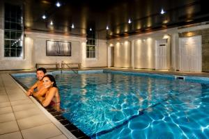 The swimming pool at or near Trenython Manor Hotel & Spa