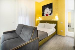 Letto o letti in una camera di IstayinToledo Luxury Guest House