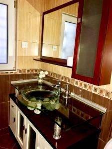 Um banheiro em Metro SAHIL 3