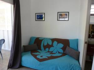 Uma área de estar em Farehani 2