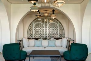 Zona de estar de Hotel Excelsior Venice