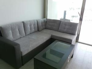 A seating area at Laguna Palace Appartments
