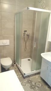 Ванная комната в Penzion Malaika