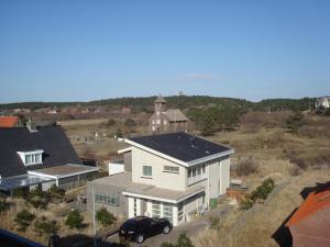 Vue panoramique sur l'établissement Hotel Rasch