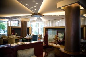 Hall o reception di Hotel Citta' Di Conegliano