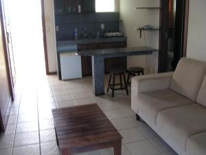 A kitchen or kitchenette at Blue Marlin Resort&Spa