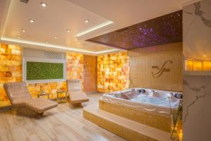 Spa and/or other wellness facilities at Nobil Luxury Boutique Hotel