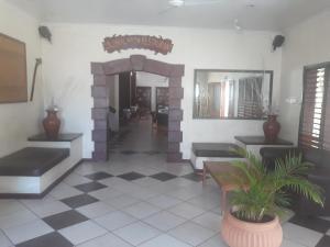 El vestíbulo o zona de recepción de Grand Eastern Hotel