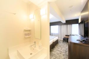 大阪東里士滿酒店衛浴