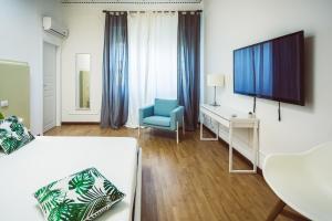 TV o dispositivi per l'intrattenimento presso Bluemoon Sardinia