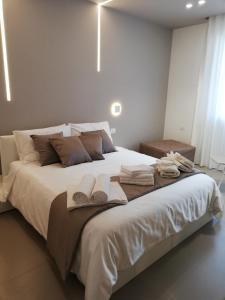 Letto o letti in una camera di Maison Saint Honorè