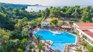 A view of the pool at Poseidon Resort Hotel or nearby