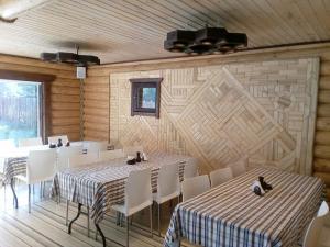Ресторан / где поесть в Guest House Isakovo