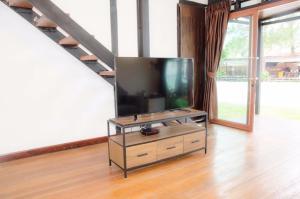 TV/Unterhaltungsangebot in der Unterkunft Salisa Resort