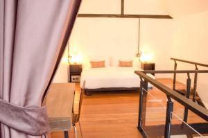 Ein Bett oder Betten in einem Zimmer der Unterkunft Salisa Resort