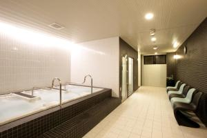 The swimming pool at or near Best Western Hotel Takayama