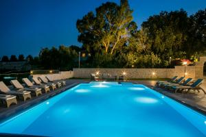 The swimming pool at or near Hidden Gem Estate
