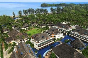 A bird's-eye view of Lanta Cha-da Resort - SHA Plus