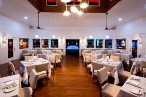 A restaurant or other place to eat at Serenity at Coconut Bay - All Inclusive