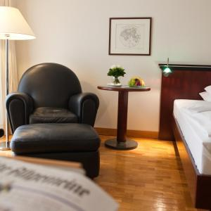 Гостиная зона в Grand Hotel Mussmann