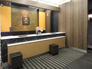 The lobby or reception area at APA Hotel Karuizawa Ekimae Karuizawaso