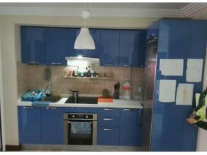 A kitchen or kitchenette at Papá Totë