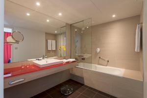 Ein Badezimmer in der Unterkunft Park Inn by Radisson Linz