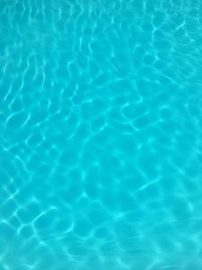 The swimming pool at or near Hôtel Plein Sud et piscine ***