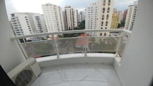 A balcony or terrace at Tsue The Palace Flats