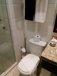A bathroom at Tsue The Palace Flats