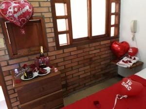 A bathroom at Hotel Torreon De Rionegro