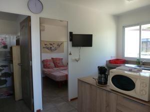 A cozinha ou cozinha compacta de Farehani 2