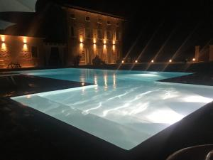 The swimming pool at or close to Miss. Elisabeth