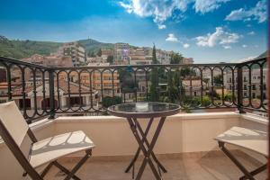 Балкон или терраса в Hotel Villa Gracia