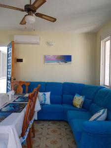 Zona de estar de Apartamento Las Colinas