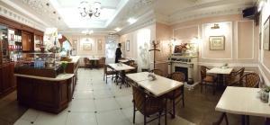 Ресторан / где поесть в Отель Онегин