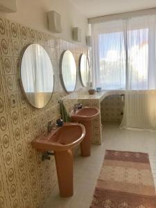 Ванная комната в B&B Home