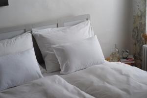 Ein Bett oder Betten in einem Zimmer der Unterkunft 1477 Reichhalter