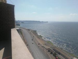 منظر البحر العام أو منظر البحر من الشقة