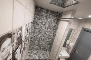 Ванная комната в Погости на Славянском бульваре