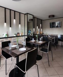 Ресторан / где поесть в Отель Челябинск - 4 этаж