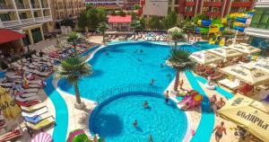Vista de la piscina de Planeta Hotel & Aquapark - All Inclusive o alrededores