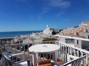 Балкон или терраса в Apartamentos Turisticos Soldoiro