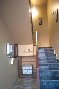 A kitchen or kitchenette at Casa DCM and Esmeralda