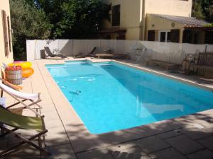 The swimming pool at or close to Maison jardin grande piscine