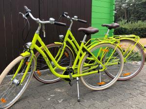 Biking at or in the surroundings of Hotel Tau-Lünne