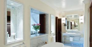 A bathroom at Hemingways Nairobi